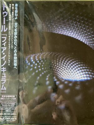 2019 Japan Expanded Book Edition Tool Fear Inoculum Cd Import Products
