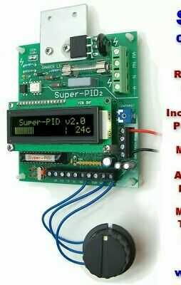 Super-PID v2 Closed-Loop Speed Control for AC Routers