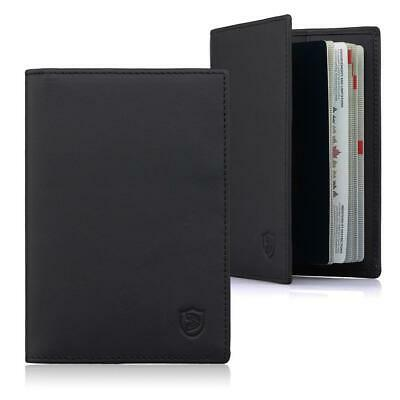 Rfid Blocking Travel Passport Holder Cover Multi-Functional Slim Id Card Case