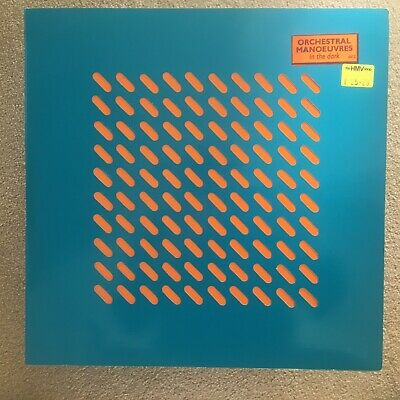 Orchestral Manoeuvres In The Dark - Die Cut 4th Version - Dindisc Ltd run 10,000