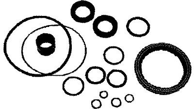 Quicksilver 26-88397A1 Mercruiser Seal Kit - Driveshaft Housing