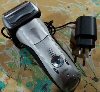 Braun Series 7 7898cc Electric Shaver for Men  FAST FREE POST