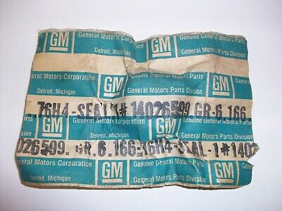 NOS OEM GM # 14026599 - SEAL For Steering Knuckle Upper Control Arm CHEVY/GMC PI