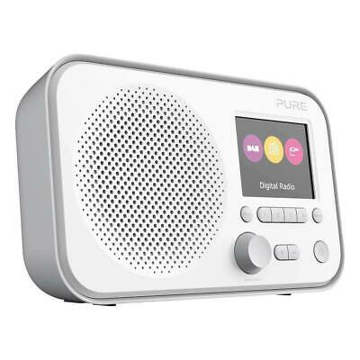 Pure Elan E3 Portable DAB+/FM Radio - Grey, Pristine Product