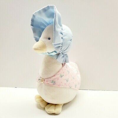 "Eden 9"" Plush Mother Goose Baby Lovey Stuffed Animal Security Toy"