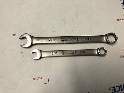 """Kobalt 22948 7//8/"""" Combination Wrench 12 Point USA"""