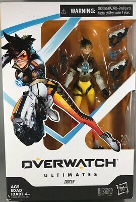 Overwatch Ultimates Tracer 6-Inch Collectible Action Figure FREE SHIPPING