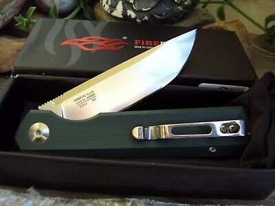 GANZO Firebird FH11-GB  D2 Steel Folding Knife