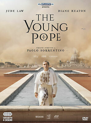 |2394620| Young Pope (The) (4 Dvd) - Young Pope (The) [DVD] Sigillato