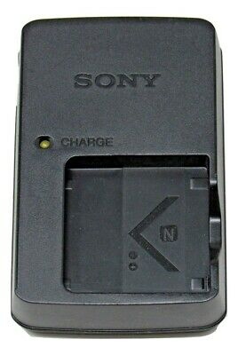 Sony BC-CSNB Wall Charger for Sony NP-BN1 NP-BN Camera Battery Genuine OEM