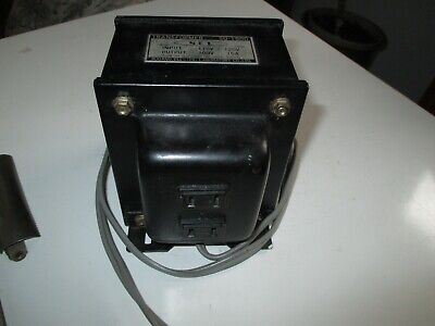 SUGANO Step-Down Transformer AC to AC SU-1500