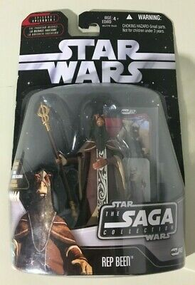 Star Wars The Saga Collection REP BEEN Brand New