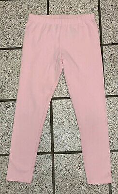 Girls Leggings Childrens Place Pink Stretch Pants Cotton Spandex Sz 7 / 8
