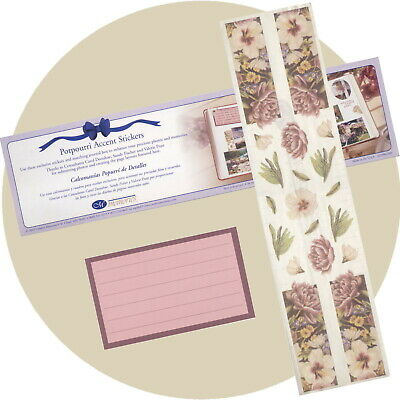 Creative Memories Great Lengths™ Sticker and Journaling Block Potpourri Accent