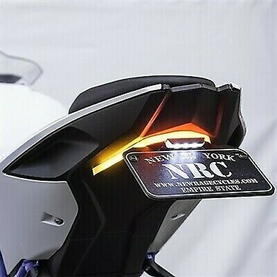 BMW S1000RR 2020 -aktuell Fender Eliminator Heck New Rage Cycles Std Europa