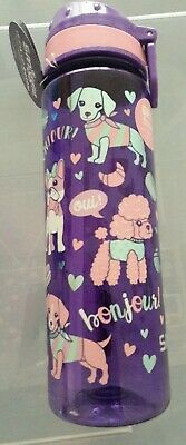 Smiggle Straight Up Drinks / Water Bottle 650Ml - Brand New - Girls