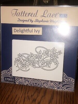 New Tattered Lace Y Draig Goch Welsh Red Dragon Cutting Die 464158