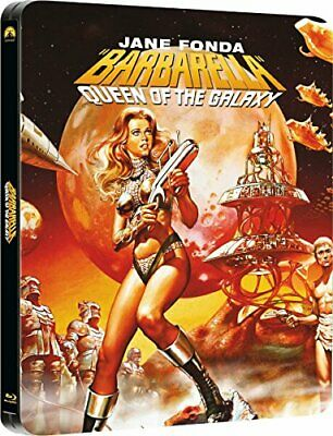 Barbarella - Blu Ray Steelbook. Out Of Print. Excellent Condition