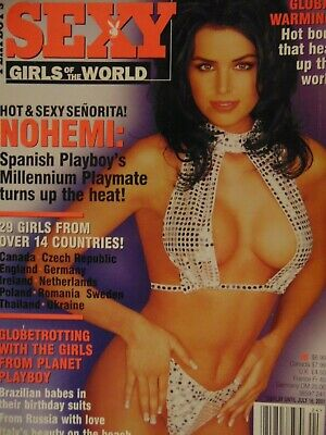 Playboy's Sexy Girls of the World June 2001 | Nohemi Rodriguez   #947