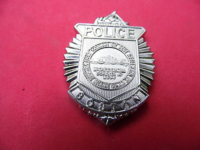 Boston Police District 5 Challenge Coin