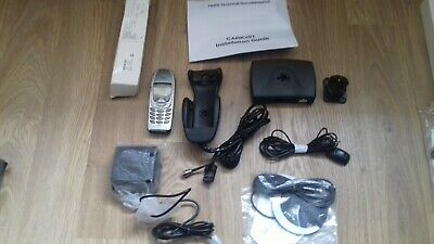 Nokia Cark 91 Handsfree Car Kit New Antenna New Power Wires 6210 6310 7210 More