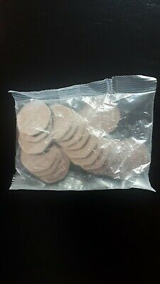 Bag Of 20 Uncirculated Brexit 50p Coin from A Sealed Bag