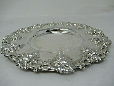 Sterling Silver Plate 147 grams