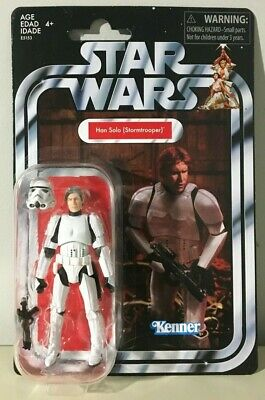 Star Wars Vintage Collection VC143 HAN SOLO (STORMTROOPER) Brand New
