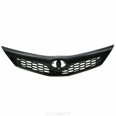Fits 2012-2014 Toyota Camry SE Grille Front Upper Hood Honeycomb-style Grille