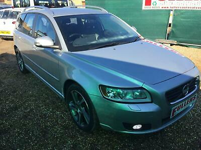 Volvo V50 1.6D ( s/s ) 2011MY DRIVe SE DAMAGED REPAIRABLE SALVAGE