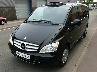 Mercedes-Benz Vito Taxi 2016 (16) Finance From £87 P/W