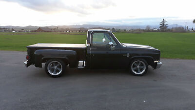 American Classic 1987 Chevrolet C10 350ci V8 Fuel Injection Pick Up Truck !