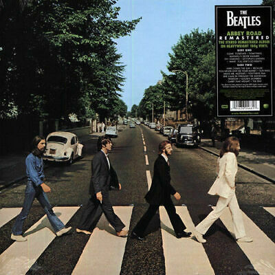The Beatles-Abbey Road: Rockmusik-Vinyl [LP] Remastered-Neu-OVP-verschweißt