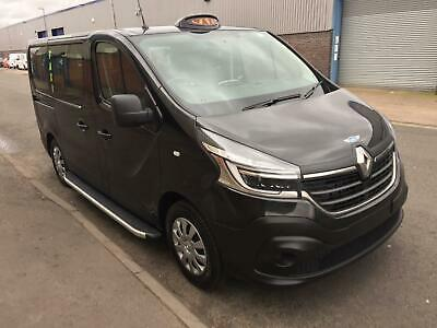 Renault Trafic Taxi Unregistered