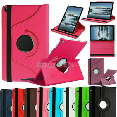 For Samsung Galaxy Tab S5e 10.5in (SM-T725 T720) Rotating Stand Cover Folio Case