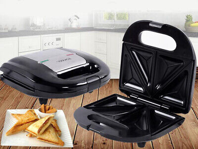 Electricity Sandwich Maker Press Grill Toasters Home Appliances Comal Rated #