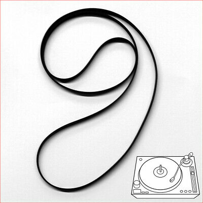 Yamaha P-200 Record Deck New Turntable Drive Belt replacement