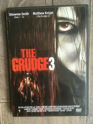 DVD the Grudge 3 comme neuf