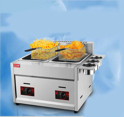 Electric Deep Fry Fryer Pot Home Appliance Kitchen Equipment 670MM*520MM #
