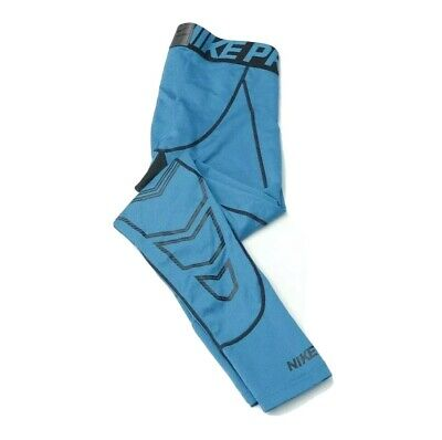 Nike Pro Warm Space Dye Full Length Compression Training Tights $70 824284 S M