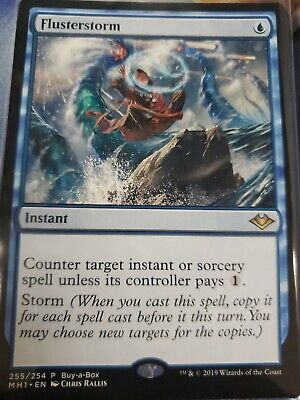 Flusterstorm - Buy-a-Box Promo Modern Horizons LP