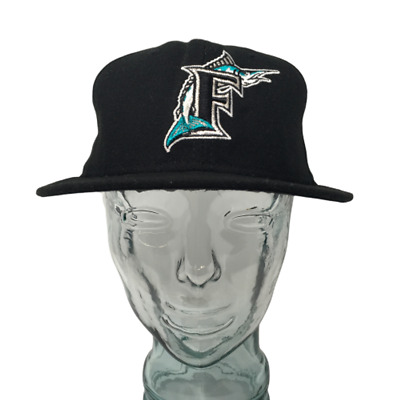 Florida Marlins New Era 59FIFTY fitted//hat//capMLB////throwback//2-Tone//Size 7
