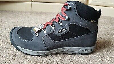 Keen Oakridge Mid WP Mens Waterproof Walking Hiking Ankle Boots Size UK 8-13