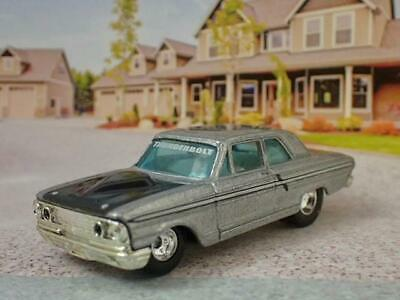 Vintage Drag Racing 1964 64 Ford Fairlane 427 V-8 Thunderbolt 1/64 Scale Ltd U