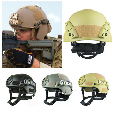 Army Military Tactical Cover Casco Airsoft Emerson Paintball Protective Helmet