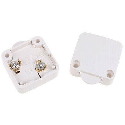 1*202A Automatic Reset Switch Wardrobe Cabinet Light Switch Door Control Swi ZS
