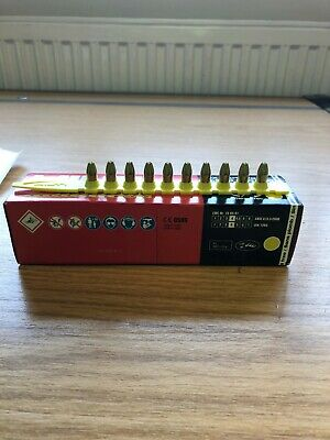 Hilti DX Cartridges 6.8/18 M10 STD Cal.27 long yellow #416483