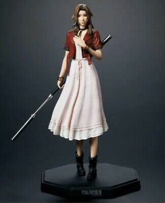 SQUARE ENIX FINAL FANTASY Vll FF7 REMAKE Release Memorial Lottery Aerith Figure