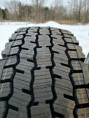 11R24.5 16ply Michelin XDN2 Tire - 2018 Production
