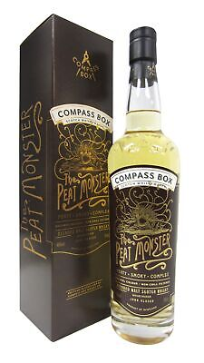 Compass Box - The Peat Monster Whisky 70cl
